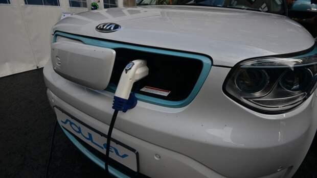 Пошлина на ввоз электрокаров вновь будет введена в России