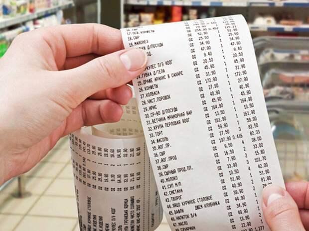 Эксперт рассказал, почему нельзя оставлять чеки на кассах в магазинах