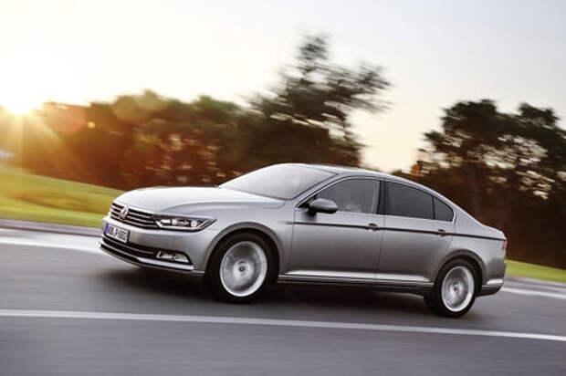 Volkswagen Passat: в новой комплектации и с дизельным двигателем