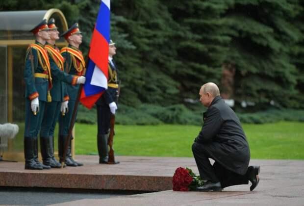 Статья Путина о причинах Второй мировой войны не даёт покоя западной прессе