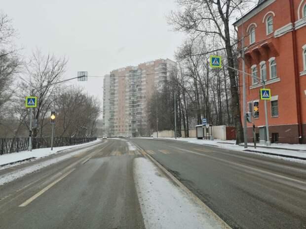 Светофоры. Фото: управа района