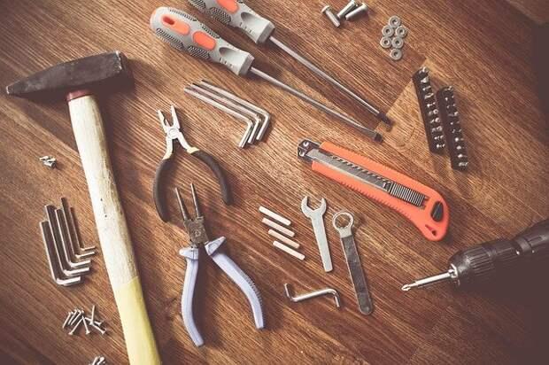 Инструменты / Фото: pixabay.com