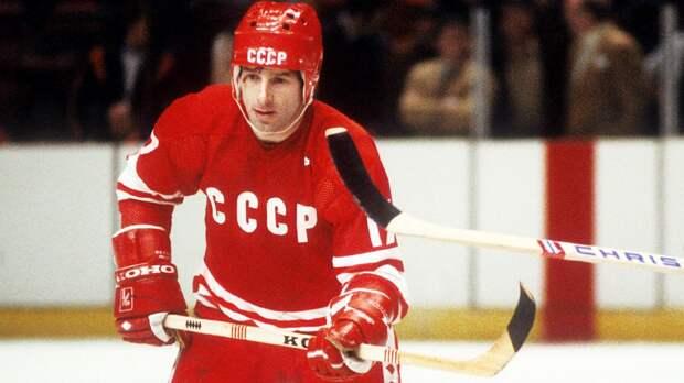 Легендарный гол Харламова. За 2 года до смерти он в последний раз забил за сборную СССР на чемпионате мира