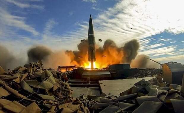 Киевский военный аналитик Чмут: Украина беспомощна перед российскими «Искандерами»