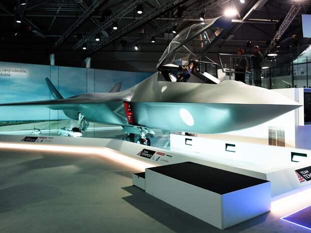 Проект Tempest: Английская смерть истребителям F-35, J-20 и Су-57