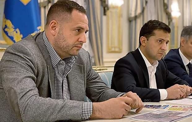 Окружение Зеленского обвинили в сливе операции СБУ с «вагнеровцами»