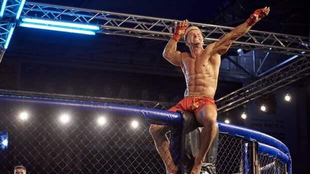 Роман Курцын сыграет звезду MMA в новом российском сериале