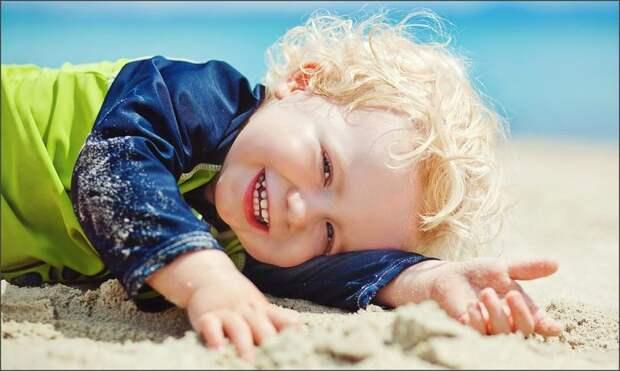 Как меняются детские волосы, куда деваются кудри
