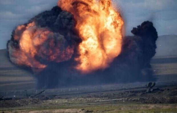 Птица сбила летящую к танку американскую ракету TOW