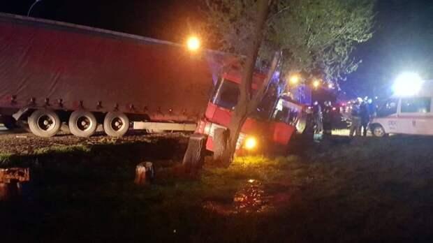 Правоохранители задержали водителя фуры после смертельного ДТП под Пензой