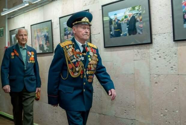 Рязанская НПК провела праздничный концерт для ветеранов