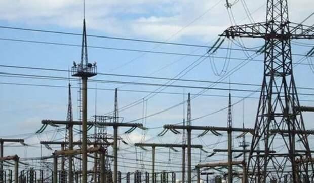 Киев возобновил импорт российской электроэнергии