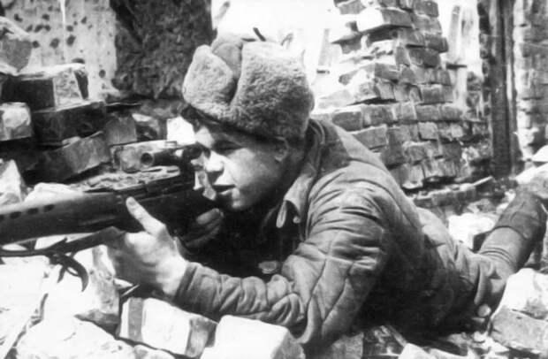 Николай Ильин: самый результативный советский снайпер на Великой Отечественной