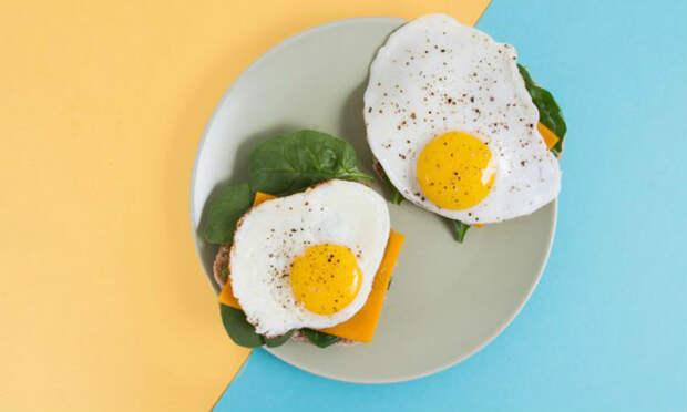 Гениальные завтраки из пустого холодильника
