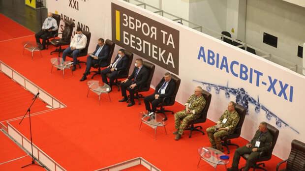 Экспозиция выставки «Зброя та безпека» в Киеве вынесла приговор ОПК Украины