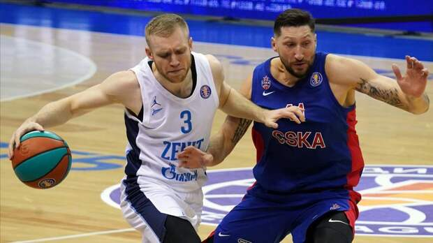 Всё предвещало: ЦСКА и УНИКС повели в полуфинальных сериях