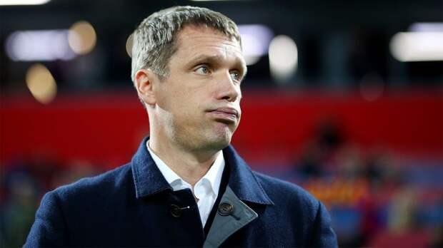 Гончаренко: «Странная игра, такие погодные условия и поле. ЦСКА заслужил не проиграть»