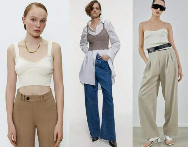 Топы, рубашки, футболки: самые актуальные фасоны лета