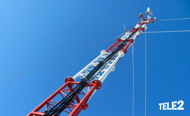 Tele2 развивает сеть в Иркутской области: 4G-интернет появился на «Снежной» и в «Светлом Яре»