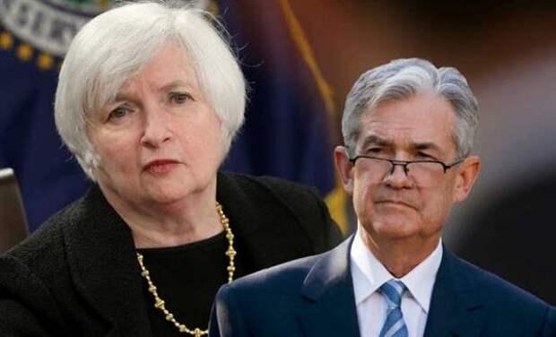 Пара Йеллен и Пауэлл будет осуществлять сверхмягкую денежную политику