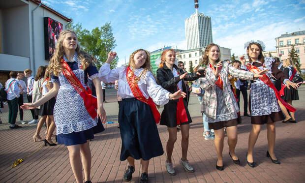 21мая вшколах Архангельской области начнутся последние звонки