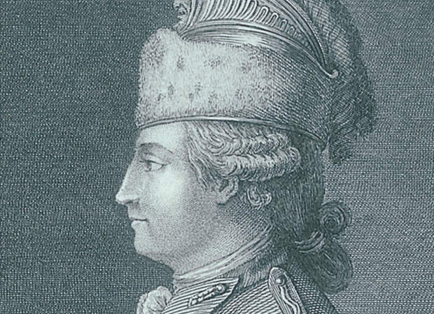 Французский шпион и аристократ Шарль д'Эон.