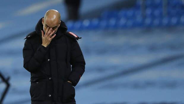 Гвардиола - о Суперлиге: УЕФА потерпел неудачу