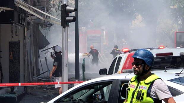В Израиле прокомментировали удар по высотному зданию в секторе Газа