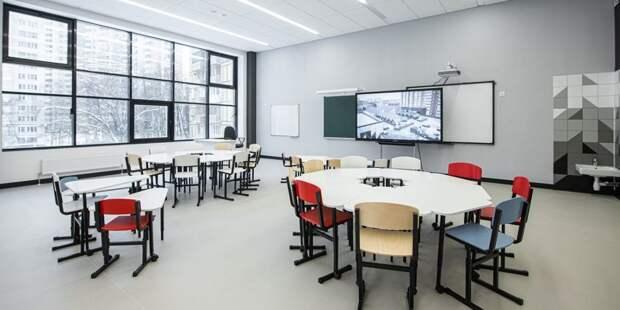 На Клинской началось строительство учебного корпуса