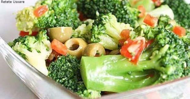 3 диетических салата, которые можно есть перед сном
