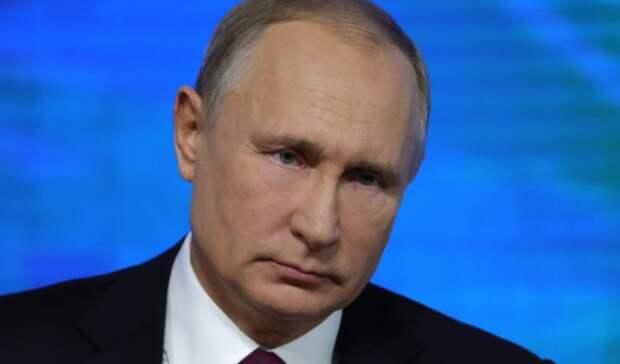 Путин обсудил достижения проекта с главой АНО «Россия — страна возможностей»