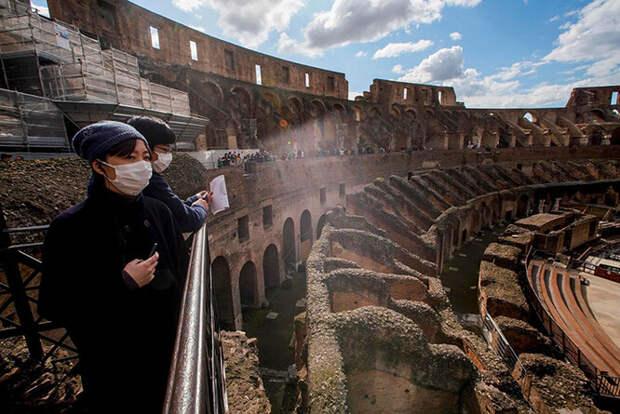 До и после коронавируса: поразительные фото популярных туристических мест