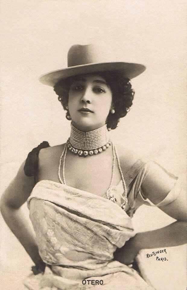 Каролина Отеро (1868-1965)