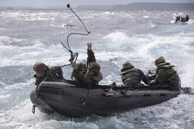 Экс-полковник Баранец: Черноморский флот России устроит «ад» спецназу НАТО в случае его высадки в Крыму
