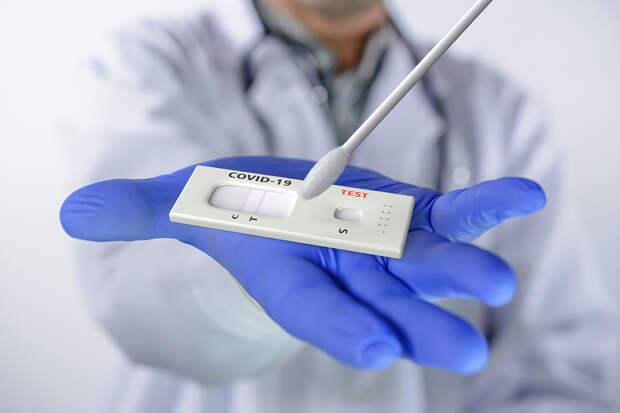 В России за сутки выявлено 9145 случаев коронавируса