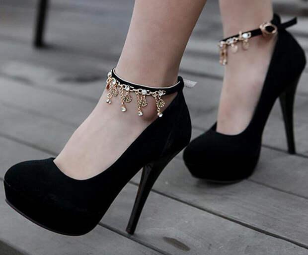 Какие преимущества и недостатки у туфель на высоком каблуке