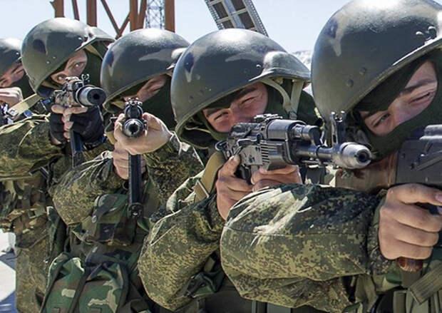 На Балтийском флоте проведена тренировка с военнослужащими мобильного резерва командующего флотом