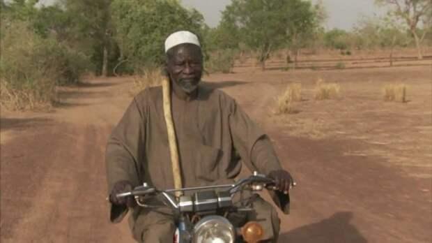 Якоба Савадого - человек, останавливающий пустыню