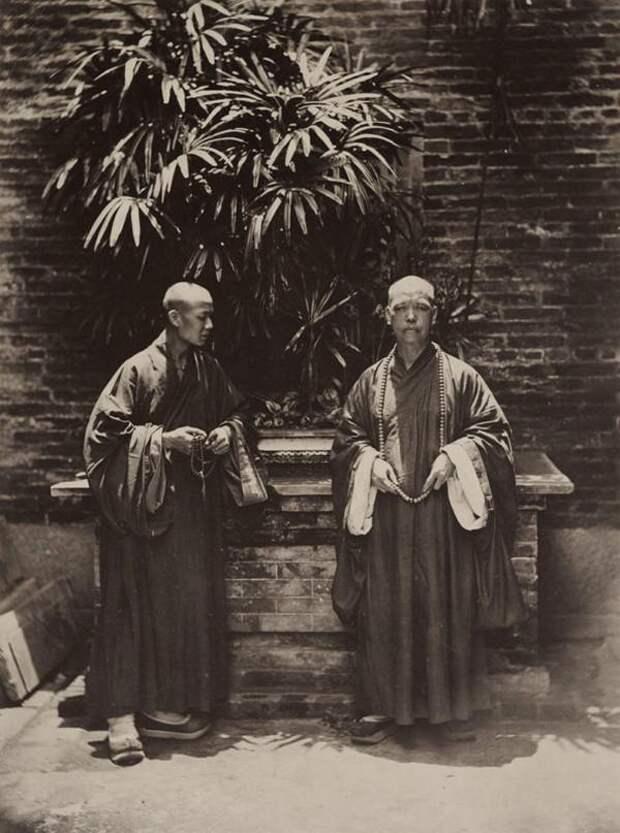 Редчайшие кадры Китая времён династии Цин: природа, люди, города безвозвратно ушедшей эпохи 36