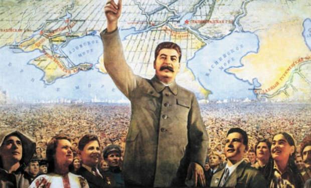 Мегапроекты Сталина: о них знали немногие