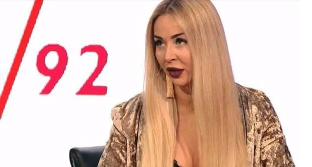 """Подруга певца Данко объяснила свои скандальные слова про алиментщиц-""""попрошаек"""""""