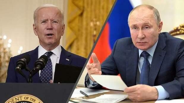 Почему столь спешная встреча Байдена с Путиным