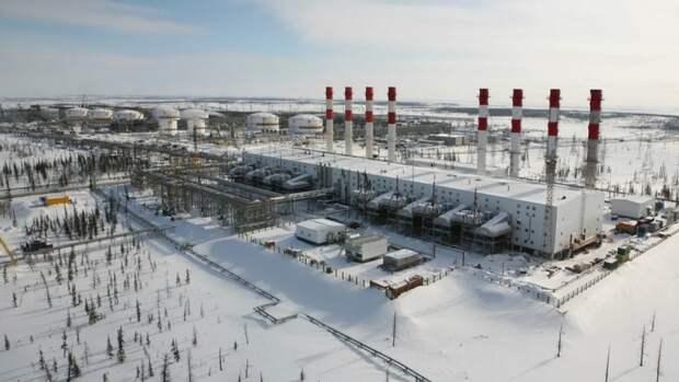 Создается энергетическая инфраструктура для «Восток Ойл»