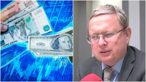 Делягин рассказал, как Россия заработает на американцах благодаря санкциям Байдена
