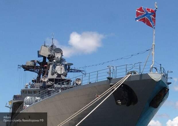 Обновленный фрегат России станет смертельно опасным для авианосцев США