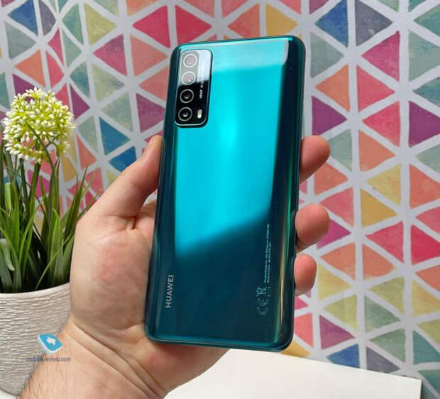 Быстрый обзор Huawei P smart 2021 – где-то я это уже видел