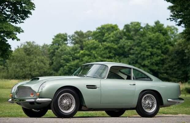 Назад в прошлое: Aston Martin возобновит выпуск модели 1959 года