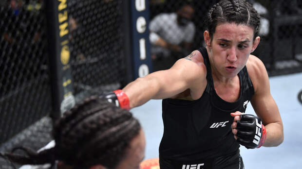 Родригесодолела Уотерсон в главном бою турнира UFC Vegas 26