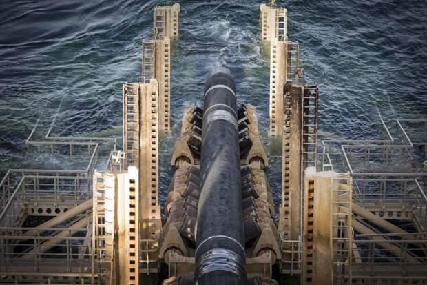 «Северный поток — 2» разрешили строить в водах ФРГ после экологической паузы