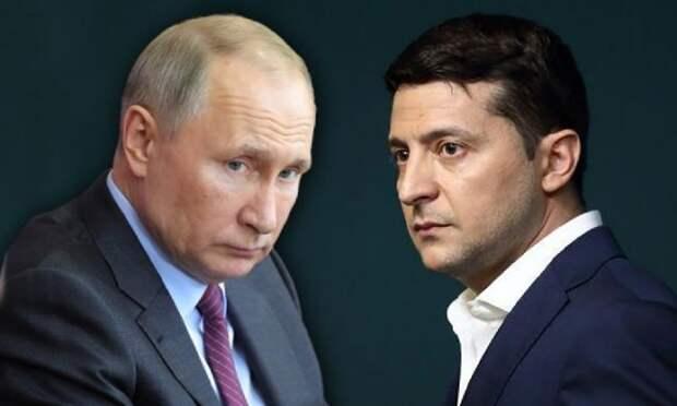 На Украине объяснили невозможность встречи Путина и Зеленского